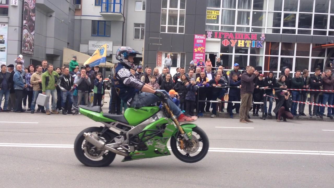 Мотоциклы шоу видео просто