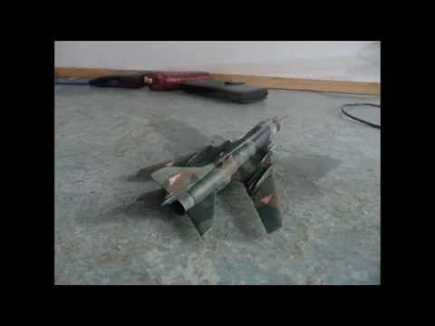 Building Review of Academy 1:144 Sukhoi Su-22 Fitter