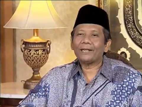 Mahfud MD : Patuh Pada Putusan Hakim