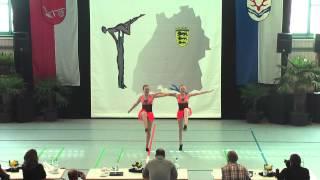 Malina Eisemann & Anja Kurz - Ländle Cup 2015