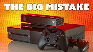 Microsoft Speaks on the Big Xbox One MISTAKE - The Know Game News