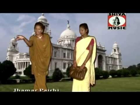 Santali Video Songs 2014 - Kolkata Bazar | Santhali Video Album : JHAMAR PAIRHI