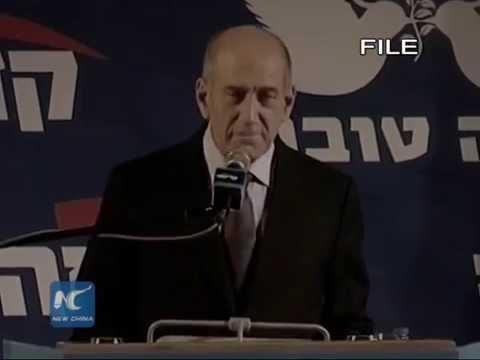 Former Israeli PM gets additional 8-month sentence over corruption