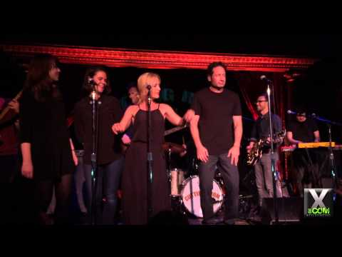 David Duchovny & Gillian Anderson @ The Cutting Room - 1st Encore