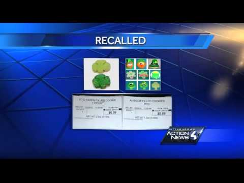 Giant Eagle recalled 38 items in the last month