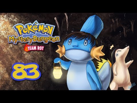 Let's Play Pokémon Mystery Dungeon: Rot [Blind / German] - #83 - Dem Item sei Dank