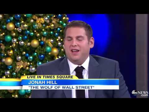 Jonah Hill Interview 2013: Oscar Buzz Surrounds Actor and `The Wolf of Wall Street