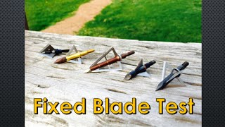 download lagu Broadhead Penetration Test Part 2: Fixed Blade Only gratis