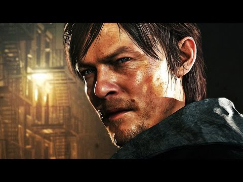 P.T. Ending / Silent Hills Official Trailer - Norman Reedus - Walkthrough Gameplay Part 3 (PS4)