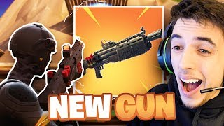 MY BEST SOLO LEGENDARY HEAVY SHOTGUN GAMEPLAY In Fortnite Battle Royale!