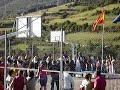 Himno de Asturias a gaitas