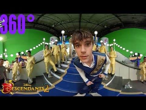 You and Me: Behind the Scenes | 360° | Descendants 2