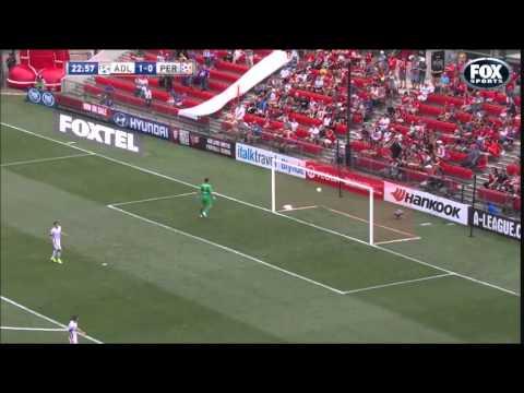 Adelaide United 1-1 Perth Glory