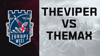 ECL Europe West 1v1 TheViper vs TheMax [Round of 8]