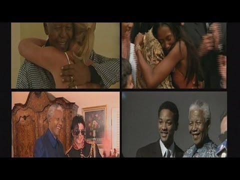 Mandela : un grand homme aimé des stars - le mag
