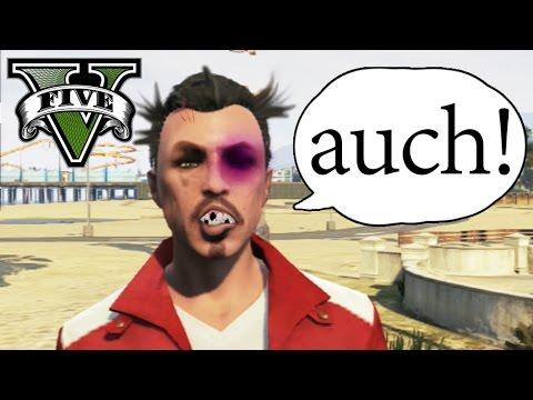 GTA V Online - GOLPES Y CAMIONES XDD - NexxuzHD