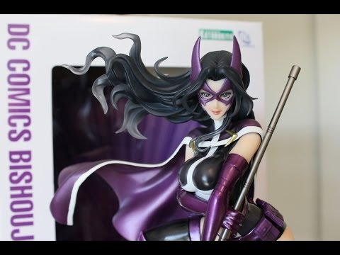 Kotobukiya Huntress bishoujo statue review