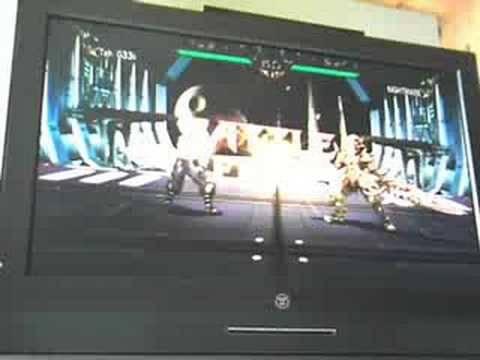 G33k Talk : Soul Calibur IV Review