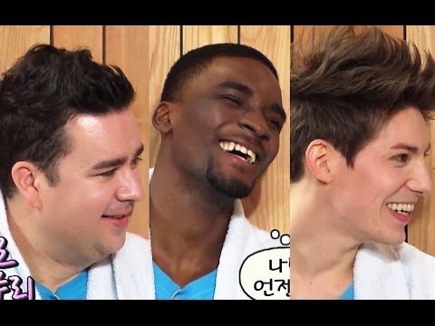 Happy Together - Korean Dream Special With Sam Hammington, Fabien & More! (2014.05.29) video