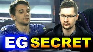 EG vs SECRET - SEMI-FINAL UNBELIEVABLE! - CHONGQING MAJOR DOTA 2