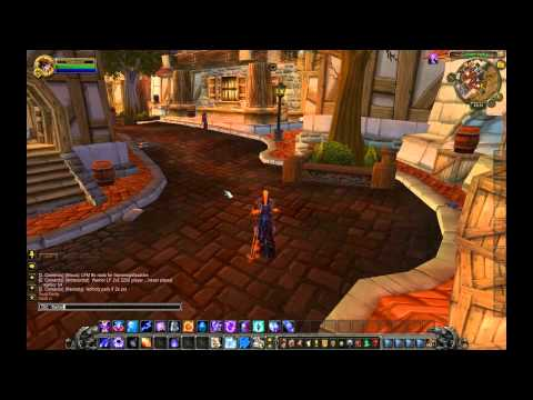 World of Warcraft Gameplay em Portugus