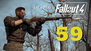 Let's Play Fallout 4 (Sharpshooter) Ep. 59: Cambridge Café Hopping