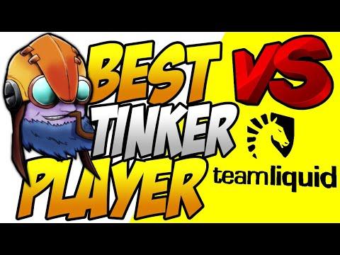 Funkefal Tinker Meets Team Liquid On Battle Cup Final ! Full Game