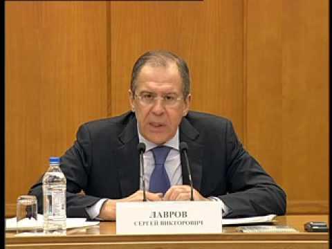 С.Лавров о новой концепции внешней политики России