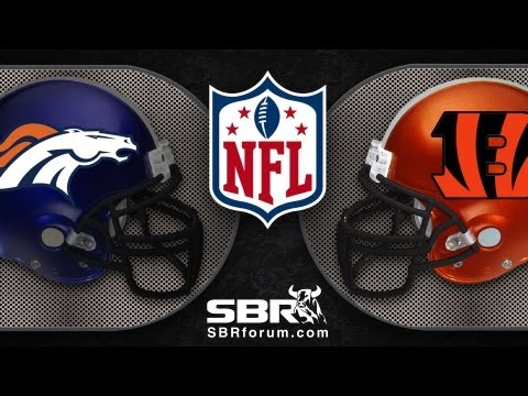 NFL Football Picks 2012 Week 9: Denver Broncos vs Cincinnati Bengals Predictions and Odds Analysis