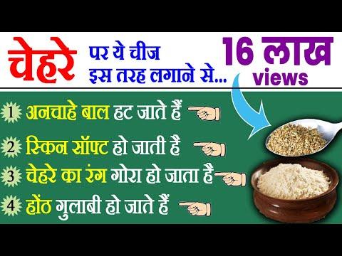 Remove Facial Hair Naturally At Home (Hindi) Beauty Pagent Ep. 14