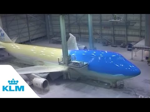 KLM - Environmentally Friendly Painting System