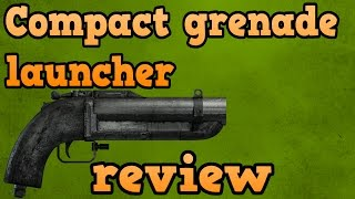 GTA online guides - Compact grenade launcher review