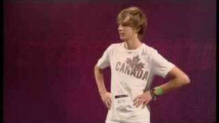 Oliver Wimmer - Starmania, 4. Staffel - 1.Castingrunde
