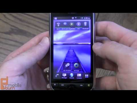 Video: T-Mobile myTouch 4G Slide video tour - part 1 of 2