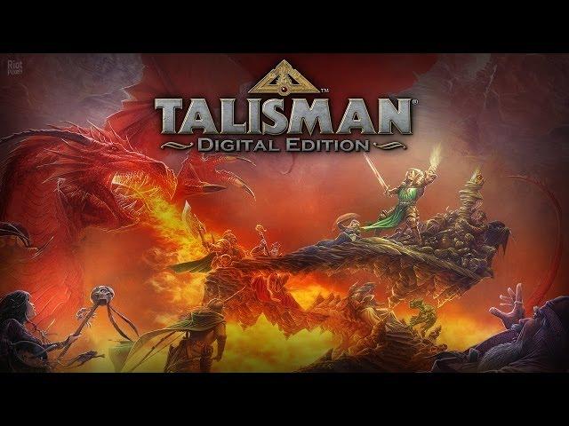 Руководство запуска Talisman: Digital Edition по сети