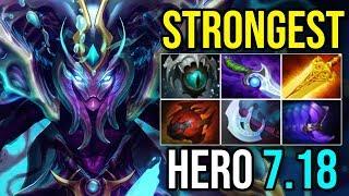 [Spectre] MONSTER TANKIEST AND STRONGEST HERO IN 7.18 Immortal Rank | Dota 2 FullGame