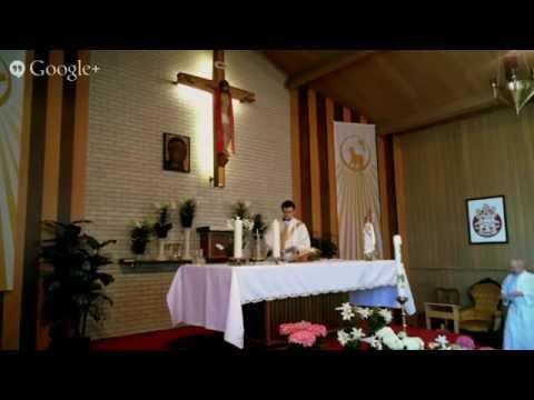 Niedziela Miosierdzia Bożego 12.04.2015