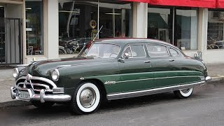 1951 Hudson Hornet with Twin H Power. Charvet Classic Cars