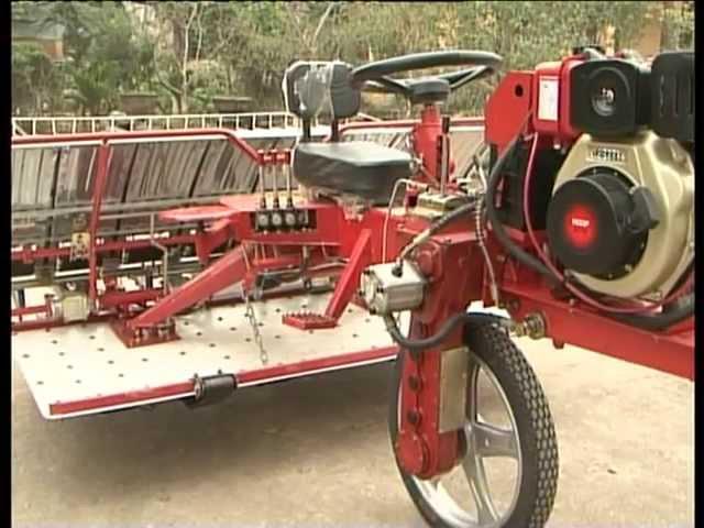 Giới thiệu máy cấy lúa HAMCO và kỹ thuật gieo Mạ