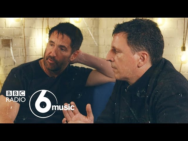 Nine Inch Nails Interview - Writing Film Scores - Part 3