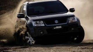Наши Тесты Suzuki Grand Vitara 3.2 против Land Rover Freelander 3.2