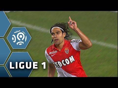 Goal Radamel FALCAO (78' pen) / AS Monaco FC - FC Lorient (1-2) - (ASM - FCL) / 2014-15
