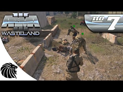 Arrombados No Arma 3 - Wasteland Ep.#7 [pt-br] video