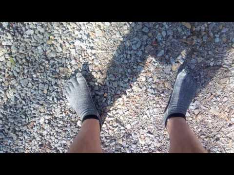 Тестирование швейцарских носков FYF за ~100 USD - Barefoot Company