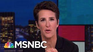 President Trump Burned Again By Failure To Vet Nominee   Rachel Maddow   MSNBC