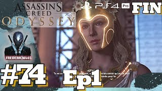 ASSASSIN'S CREED ODYSSEY [FR]: DLC: Le Sort De l'Atlantide Ep 1: FIN Les Champs De l'Élysée #74