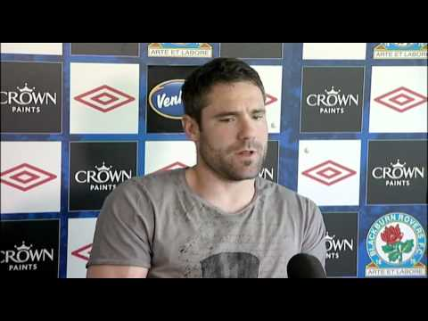 David Dunn on Blackburn survival | Premiership - Man City 1-0 Blackburn 25-04-11