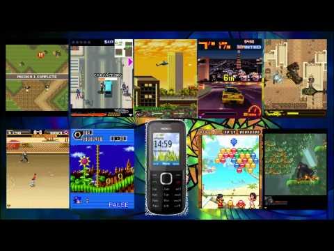 Nokia C1-01 Games