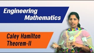 Matrices: Cayley Hamilton Theorem II :Best Engineering Mathematics Tips (AU,JNTU,GATE,DU)
