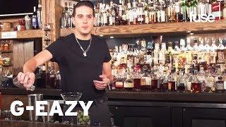 G-Eazy Makes A Dirty Martini   Behind The Bar